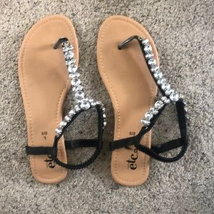 Shoes - Jewel sandals